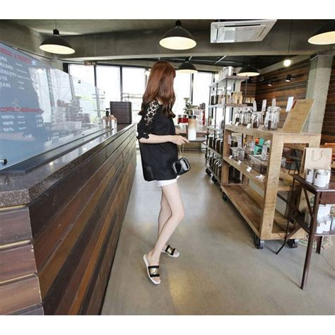 Blouse Fashion Wanita 44 blouse wanita korean style size m black jakartanotebook