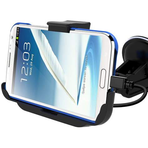 Charger Samsung Note 2 Langsung kidigi car mount cradle charger for samsung galaxy note 2