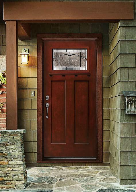 feel  natural wood   front door