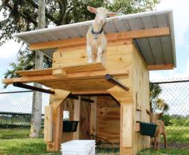 my project barn plans for goats
