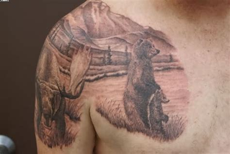 wildlife tattoo designs wildlife tattoos askideas
