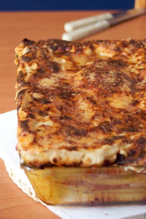 come cucinare le lasagne le lasagne mele al forno