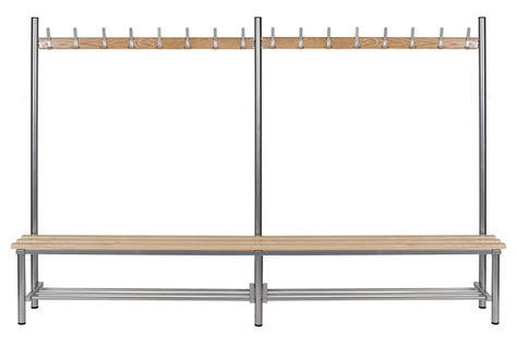 Change Racking by Club Single Sided Changing Room Bench Benchura