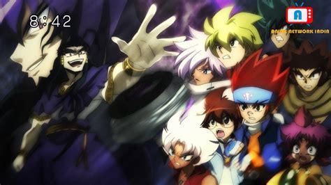 Komik Metal Fight Beyblade 1 11 Bladers 1 3 Tamat Mulus beyblade metal fury episodes in animenetworkindia