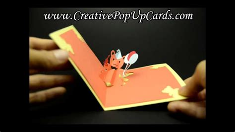 teddy pop up card template free teddy birthday pop up card