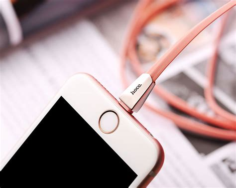Hoco X4 2 In 1 Lightning Micro Usb Charging Cable 1m For Sma T3009 1 c 225 p 2 đ 226 u micro usb lightning hoco x4