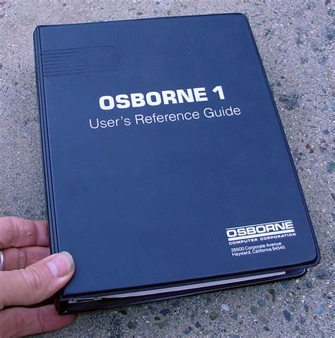 Digibarn Systems Osborne 1