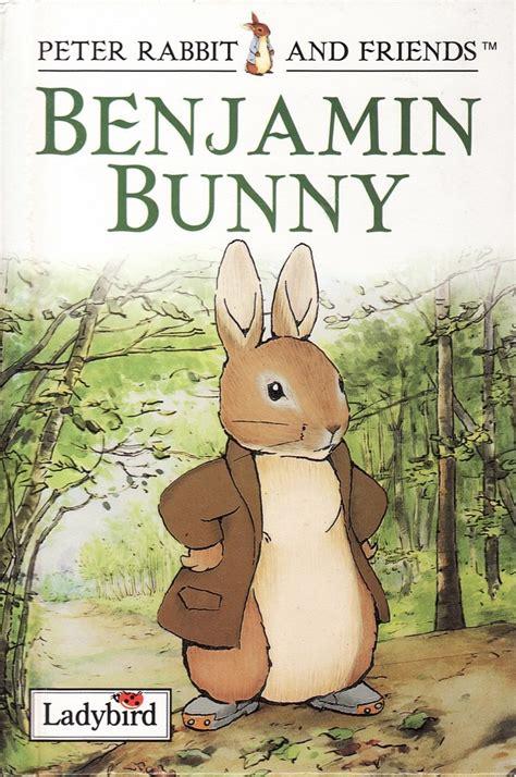 rabbits picture book benjamin bunny ladybird book rabbit and friends