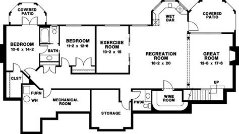 8 bedroom house plans european style house plan 8 beds 3 baths 7620 sq ft plan