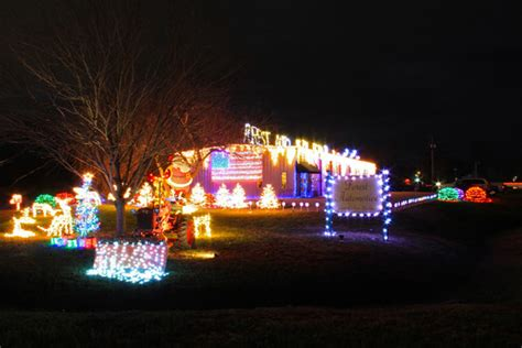 best christmas light displays in lynchburg va