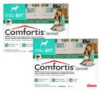 comfortis for dogs 40 60 lbs comfortis flea for dogs prescription flea medicine vetdepot