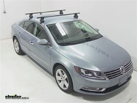 Vw Cc Roof Rack by Thule Roof Rack For 2010 Volkswagen Routan Etrailer