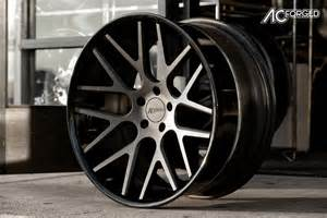 Ac Forged Truck Wheels New Ac Forged Concave Series Now Ready For Wheel