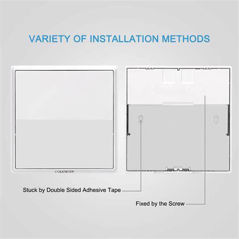 colemeter wireless light switch kit colemeter wireless light switch kit no wiring no