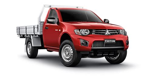 Tritan 2nd Generation 3 mitsubishi triton outgoing model to be sold alongside new generation ute photos 1 of 2