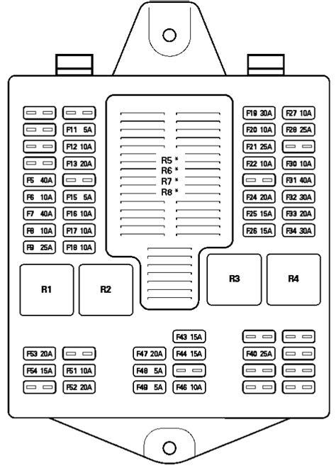 2003 jaguar vanden plas fuse box diagram 2003 saturn l200