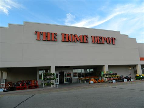 the home depot in chaign il whitepages