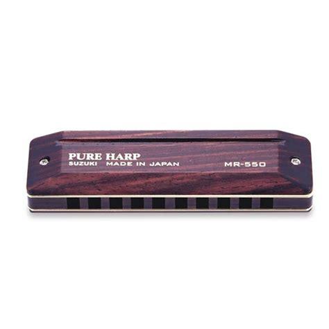 Suzuki Harmonica Suzuki Harmonica Mr 550 Harp Select Key