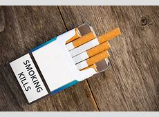 Graphic Cigarette Warnings Seen to Trigger Decision-Making ... Lung Cancer From Smoking Cigarettes