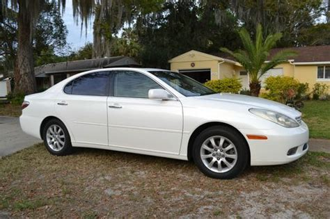 lexus es300 white find used beautiful lexus es300 pearl white and beige