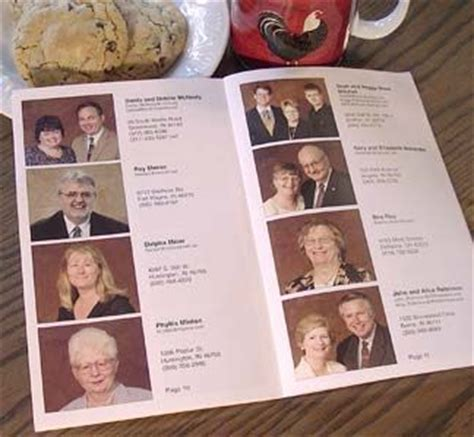 31 best images about church directory on pinterest