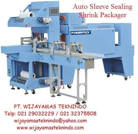 Mesin Laminating Thermal jual thermal shrink packing mesin penyusut kemasan st