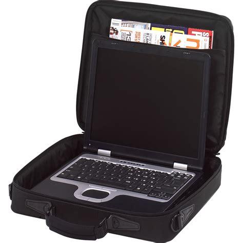premiere laptop case tvr black briefcases