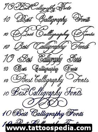 tattoo fonts for latin font styles for tattoos search fonts
