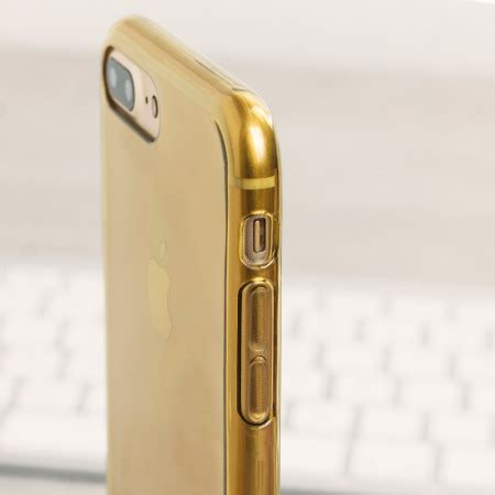 Casing Hp Iphone 7 Gold Supply Co Custom Hardcase Cover olixar flexishield iphone 7 plus gel gold