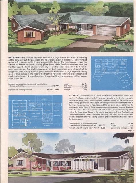 garlinghouse home plans 2960 best images about mid 20th century on pinterest