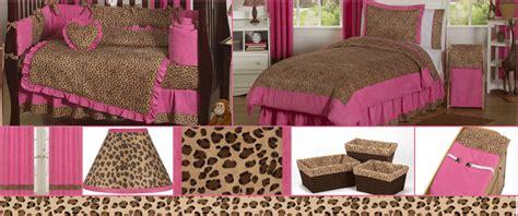 Pink And Cheetah Crib Bedding Cheetah Pink And Brown Baby And Bedding Sets By Sweet Jojo Designs