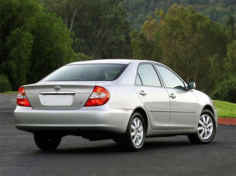 Toyota Camry Gas Milage Toyota Camry Technical Specifications And Fuel Economy