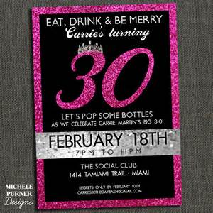 30th Birthday Invitation Template by 40th Birthday Invitations Templates Ideas 30th Birthday