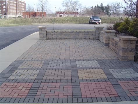 Large Pavers For Patio Others Large Concrete Pavers For Quickly Create A Patio With A Beautiful Jfkstudies Org