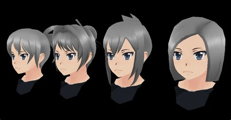 hairstyles for teachers yandere simulator teacher hairstyles by druelbozo on