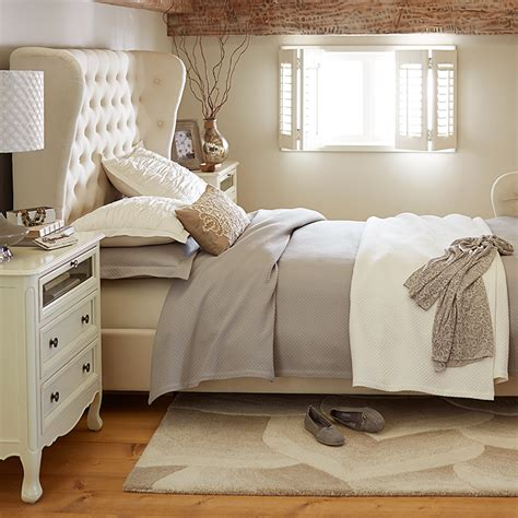 tully bed tully ivory queen bed taupe i want and the o jays
