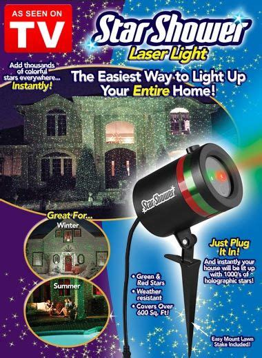 solar galaxy laser light square showers and on