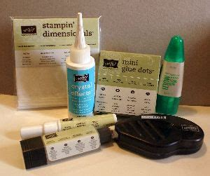 Papercraft Glue - scrapbooking and papercraft adhesives