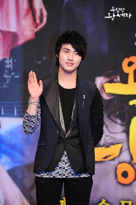 lee min ho rooftop prince biography rooftop prince production press conference video photo