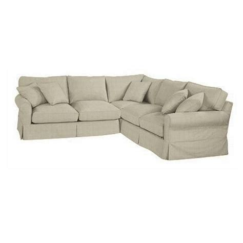 gray sectional sofa with slipcover gray
