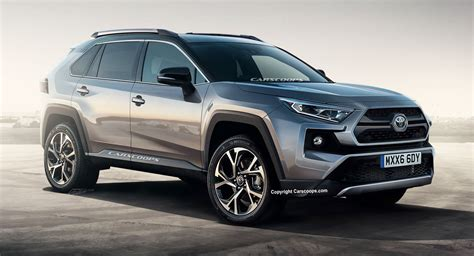 Toyota Rav4 Generation by 2019 Toyota Rav4 All The Info Concerning The Upcoming