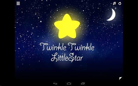 twinkle twinkle little star twinkle twinkle little star android apps on google play