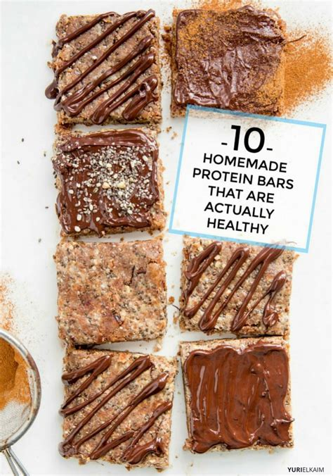 9 healthy homemade protein bar recipes healthy homemade protein bars base recipe homemade