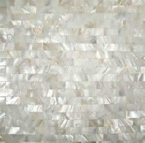 of pearl tile backsplash sea shell mosaic bathroom