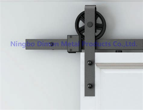Hanging Barn Door Hardware Dimon Customized Sliding Door Hardware Wood Barn Door Hardware Hanging Wheel America Style