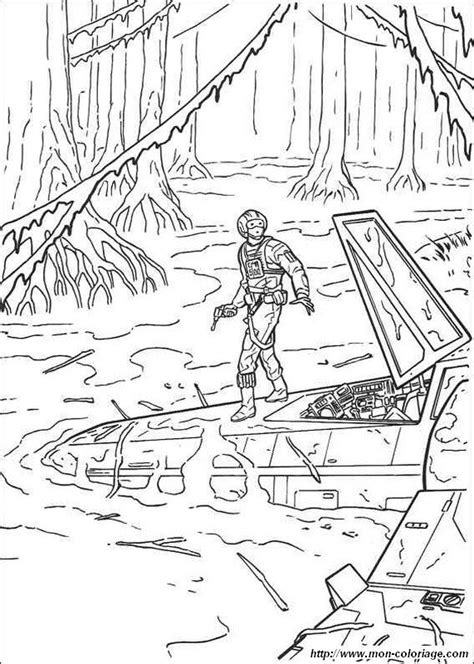 disney coloring pages wars colorare wars disegno luke skywalker in una palude