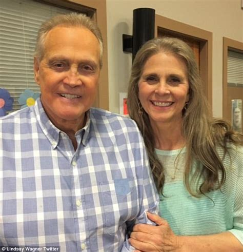 actor who looks like lee majors lindsay wagner and lee majors reunite for family movie