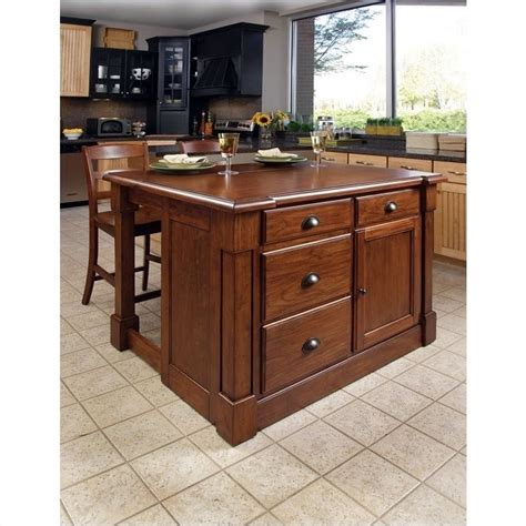 kitchen island with stools kitchen island two stools 5520 949