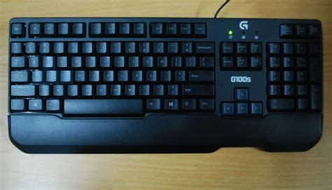 Logitech Keyboard G100s Gaming Combo logitech g100s gaming combo keyboard and mouse black jakartanotebook
