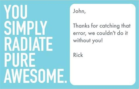 employee recognition card template ecards a solution for offsite employee recognition at